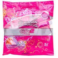 Wilkinson Sword Extra 2 Beauty 5szt W Maszynka do golenia