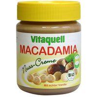 Masło z orzechów macadamia BIO 250g - Vitaquell
