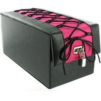 Devine toys Pudełko na zabawki erotyczne - devine toy box pink corset