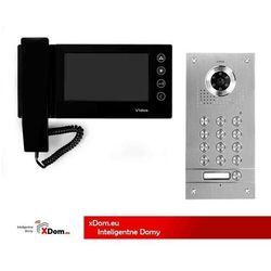 Zestaw Wideodomofonu Vidos S561D/M270B słuchawkowy monitor wideodomofonu