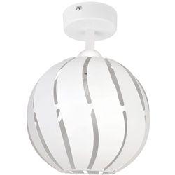 Sigma Globus skos biały 1 plafon s - lampa sufitowa (5902335264636)