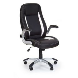 Fotel gabinetowy Halmar Saturn czarny, 821066