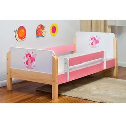 Łóżko dziecięce drewniane Kocot-Meble WRÓŻKA Z MOTYLKAMI Kolory Negocjuj Cenę