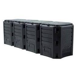 Prosperplast Kompostownik  module 1600 l czarny