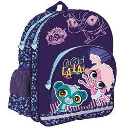 Plecak  329040 littlest pet shop wyprodukowany przez Starpak