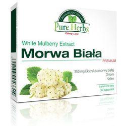 Morwa Biała Premium 30kaps