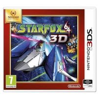 Nintendo 3DS Star Fox 64 3D Select