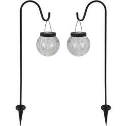 Progarden Lampy solarne ogrodowe, unikatowe stylistycznie oświetlenie zewnętrzne.