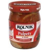 Pulpety w sosie pomidorowym 510 ml  marki Rolnik