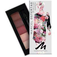 eyeshadow palette by marcel ostertag 5g w cień do powiek 2 girl with a lily marki Manhattan