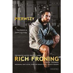 PIERWSZY TAJEMNICA ZWYCIĘSTWA, książka z kategorii Książki sportowe