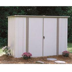 Arrow Metalowy domek narzędziowy garden 2,4 x 0,9 m (0026862103819)