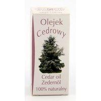Olejek zapachowy naturalny Cedr 7 ml, 2464