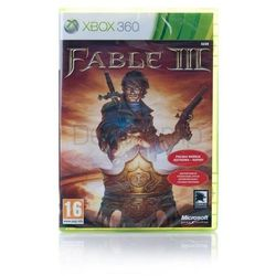 Fable 3 - produkt z kat. gry XBOX 360