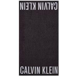 Ręcznik CALVIN KLEIN SWIMWEAR - KU0KU00076 Black BEH