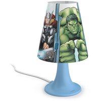 71795/36/16 - lampa stołowa dla dzieci avengers led/2,3w/230v marki Philips