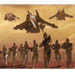 Consalnet Fototapeta wojna klonów -gwiezdne wojny 1594