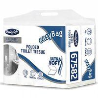 Bulkysoft Papier toaletowy w składce 6000 szt.  excellence