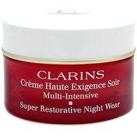 Clarins  super restorative night wear 50ml w krem do twarzy