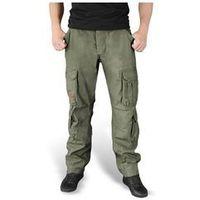 Surplus / niemcy Spodnie surplus airborne slimmy olive washed (05-3603-61)