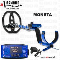 Wykrywacz metali Armand MONETA - NOWOŚĆ - zasilanie akumulatorowe, przeznaczony do monet i biżuterii z kate