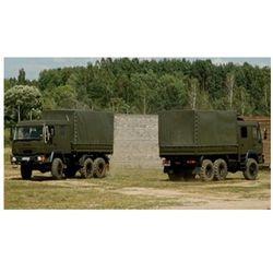 Jazda ciężarówką terenową 6x6 - Warszawa - 60 minut