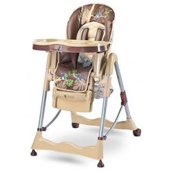 Caretero Magnus krzesełko do karmienia FUN BLUE NOWOŚĆ z kategorii krzesełka do karmienia