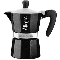 Bialetti - kawiarka allegra 150ml czarna