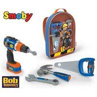 Smoby Plecak z narzędziami bob budowniczy (3032163601364)