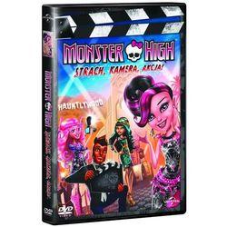 Monster high - strach, kamera, akcja!, marki Tim film studio