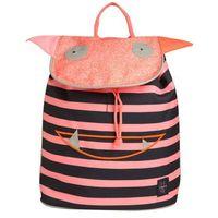 LÄSSIG 4Kids Plecak Mini Duffle Backpack Little Monsters - Mad Mabel (4042183346373)