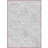 Stamperia Papier ryżowy  21x29,7 cm - 4121