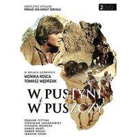 Film GALAPAGOS W pustyni i w puszczy (2 DVD) (7321997120087)