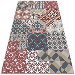 Modny uniwersalny dywan winylowy Modny uniwersalny dywan winylowy Różnorodne wzory