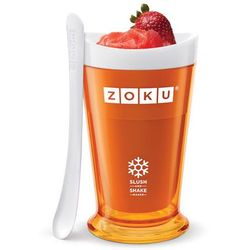 Zoku Sorbetiera slush & shake - (kolor:: pomarańczowa)