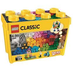 classic kreatywne klocki duże pudełko 10698 4+ lego marki Lego