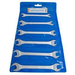 Zestaw kluczy płaskich 6-17mm 6szt. dwustronnych w plastikowym pokrowcu (600108) 110/1pb marki Unior