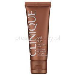 Clinique Self Sun mleczko tonujące do twarzy + do każdego zamówienia upominek. - sprawdź w wybranym sklepi