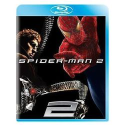Spider-Man 2 (deluxe) Blu-ray Disc z kategorii Filmy science fiction i fantasy