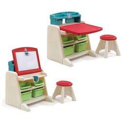 Step2 zestaw 2w1 sztaluga i biurko dla dzieci (0733538836598)