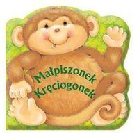 Małpiszonek Kręciogonek. Książeczka kąpielowa - Opracowanie zbiorowe, oprawa miękka