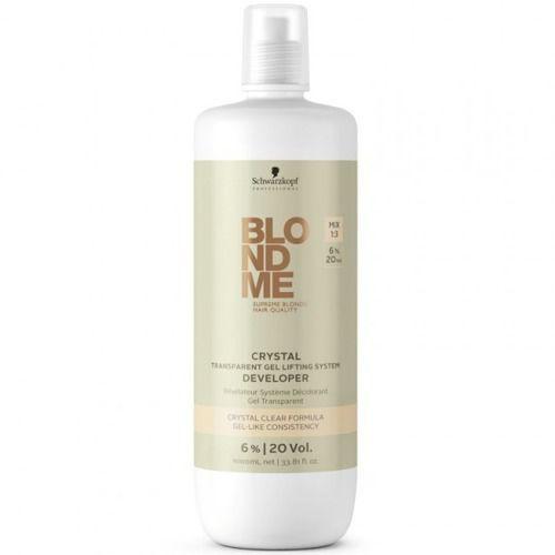 SCHWARZKOPF BLONDME Developer Crystal Bleach do rozjaśniania włosów 9% 1000ml - sprawdź w Mintishop