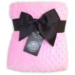 Elodie Details - kocyk polarowy Cotton Candy
