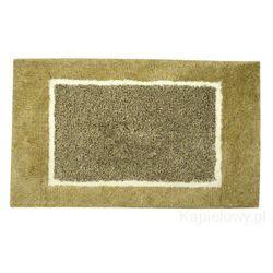 ATHENA Dywanik łazienkowy 50x85cm poliakryl, brązowy AT001