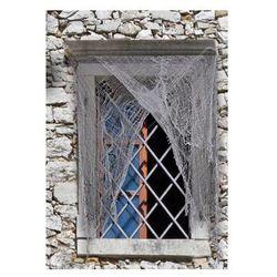 Obdarta szara zasłona na okno - 1 szt. (8004761085100)