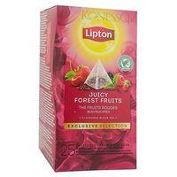 Czarna herbata Lipton Piramida Forest Fruit 25 kopert (8718114995151)