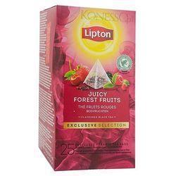 Czarna herbata Lipton Piramida Forest Fruit 25 kopert, kup u jednego z partnerów