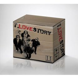 T. Love - T.Lovestory (15CD+DVD), kup u jednego z partnerów