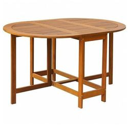 Producent: elior Stół ogrodowy aiguille z drewna akacjowego