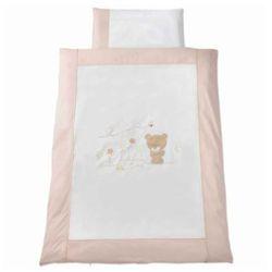 Easy Baby Komplet pościeli 100x135cm Honey bear (410-79) z kategorii Komplety pościeli dla dzieci